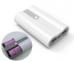 IAS-PB007 - Replaceable 18650 battery power bank