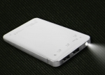 IAS-PB013 - Smart power bank with LED light